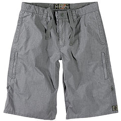 Alien Workshop OsloPrint Youth Shorts - Grey