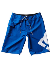 DC Lanai Essential 4  Men's Boardshorts - Olympian Blue - Size 33