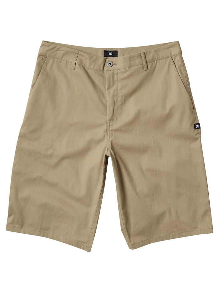 DC Chino Men's Shorts - Khaki
