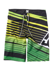 DC Exhaust Men's Boardshorts - Safety Yellow
