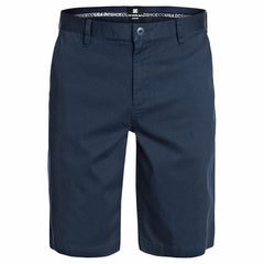 "DC Worker Roomy 22"" Men's Shorts - Peacoat BTN0"