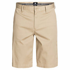 "DC Worker Roomy 22"" Men's Shorts - Chinchilla TKY0"