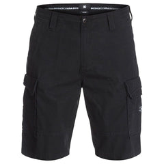 "DC Ripstop Cargo 22"" Men's Shorts - Anthracite KVJ0"