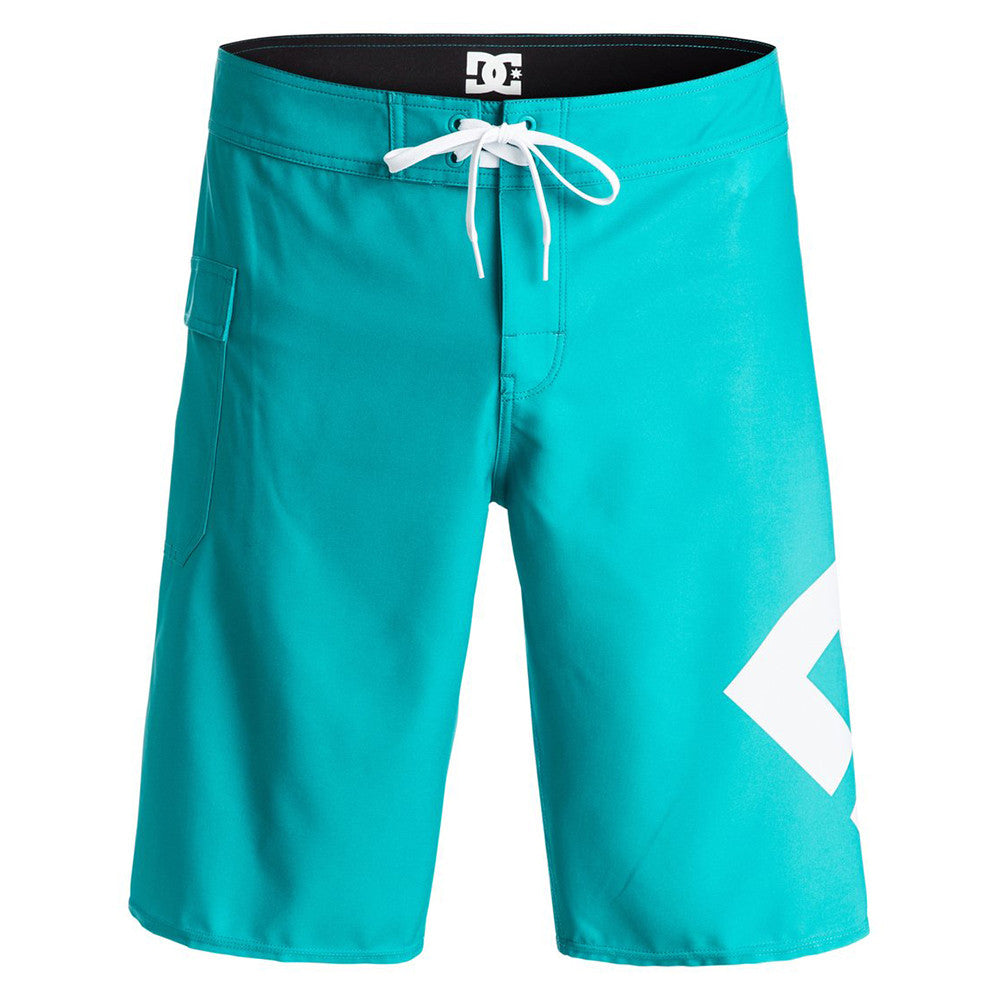"DC Lanai Boardshorts 22"" Men's Shorts - Tropical Green BPQ0"