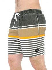 Globe Wylie Men's Pool Short - Camel