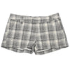 "Volcom Plaidmeister 2 1/2"" Women's Shorts - Black"