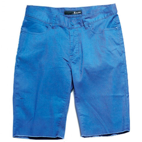 KR3W KSlims Bedford Youth Shorts - Blue