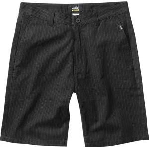 Cliche Played Men's Shorts - Black - Size 30