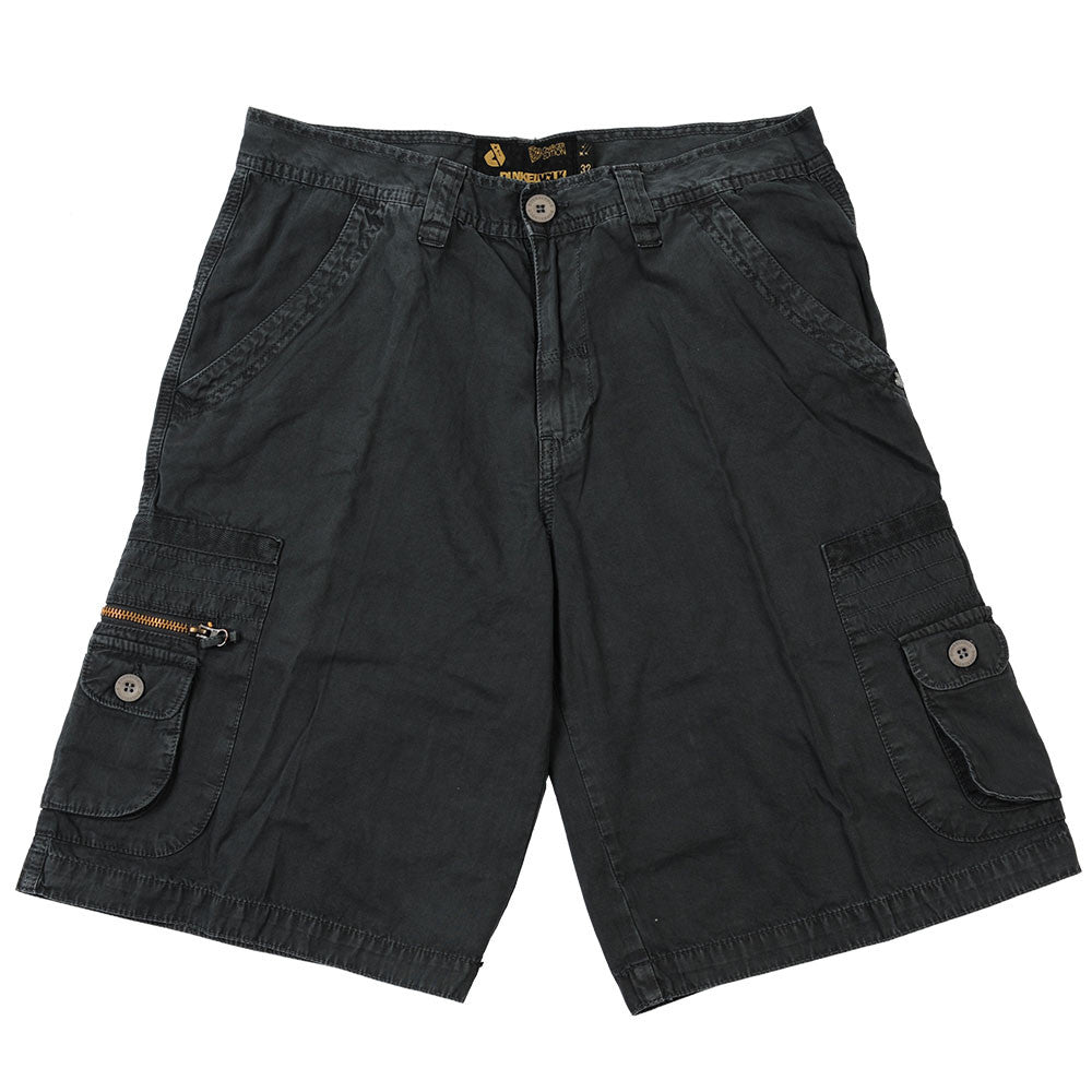Dunkelvolk South of the Border Mens Boardshorts - Black