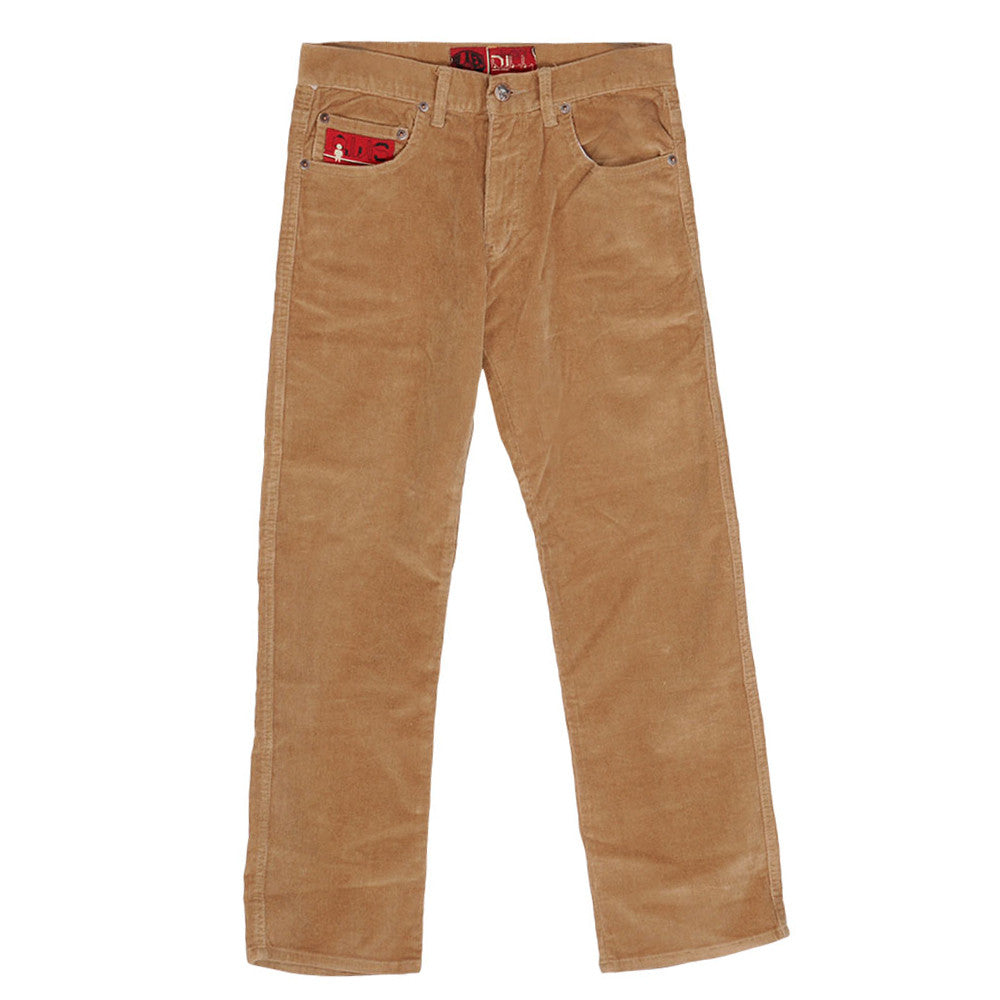 Alien Workshop Dill 77 Cord Youth Pants - Camel