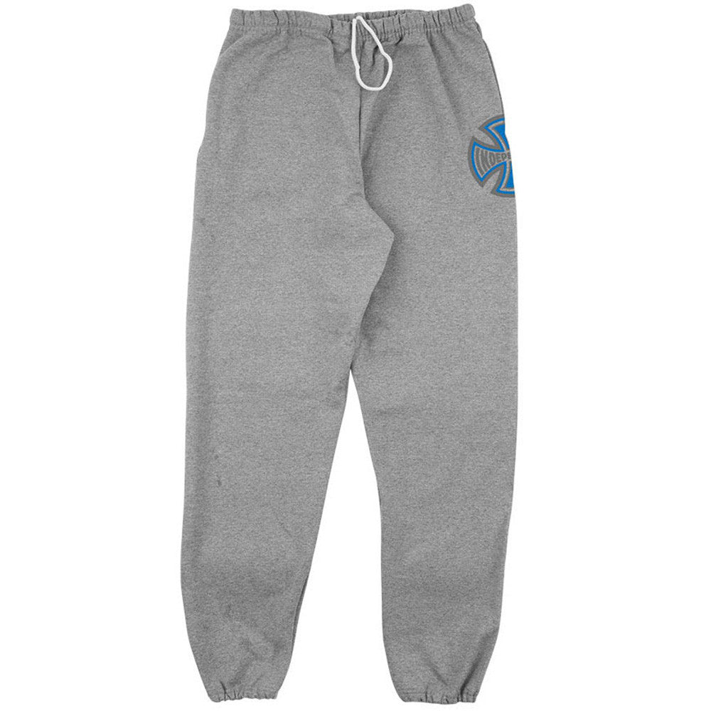 Independent Reflective T/C Pull On Bottom Men's Sweatpants - Oxford
