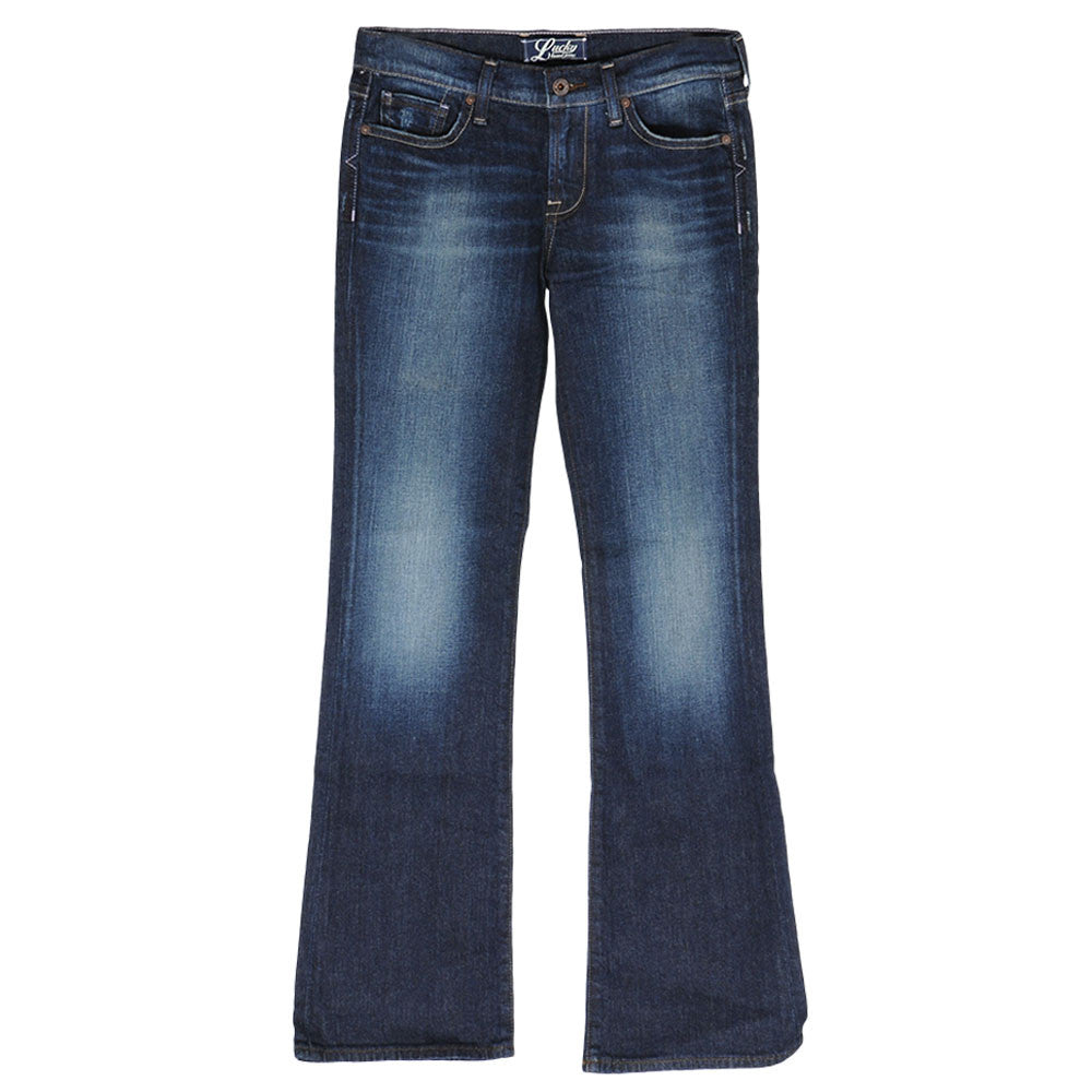 Lucky Stark Sweet N Low Women's Jeans - Blue