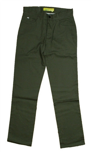 Enjoi Panda Pant - Men's Pants - Olive