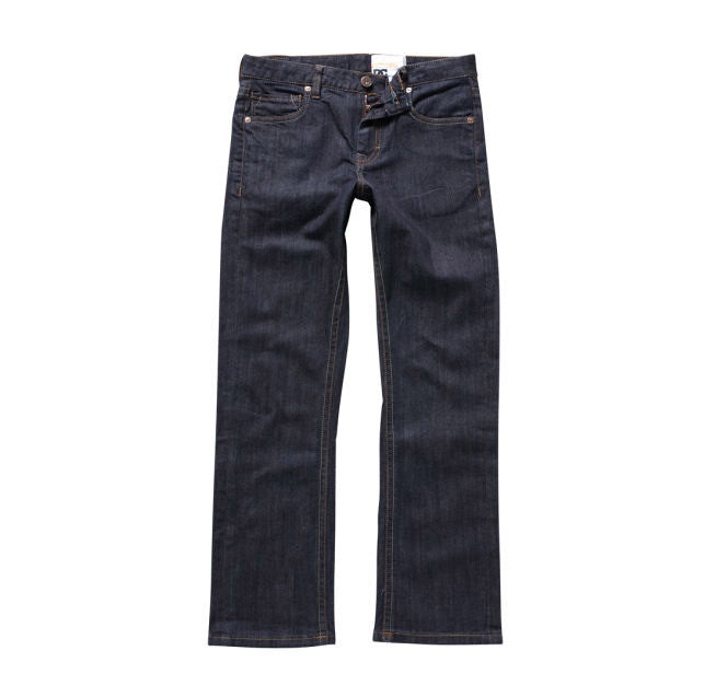 DC Amity Straight - Indigo Rinse - Youth Pants
