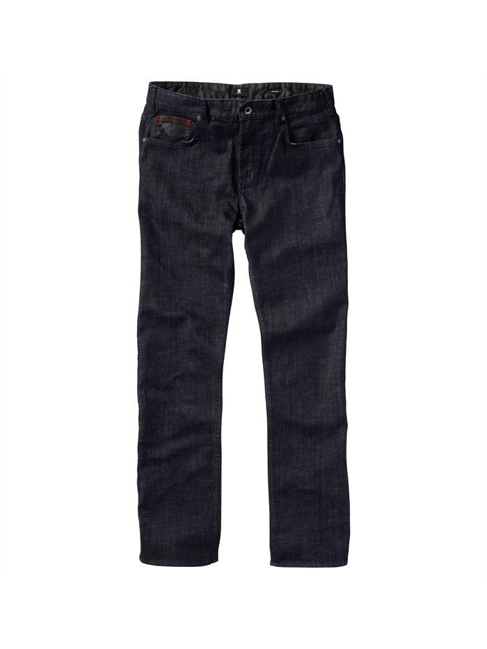 DC Rob Dyrdek Geo Men's Straight Fit Jeans - Indigo Rinse