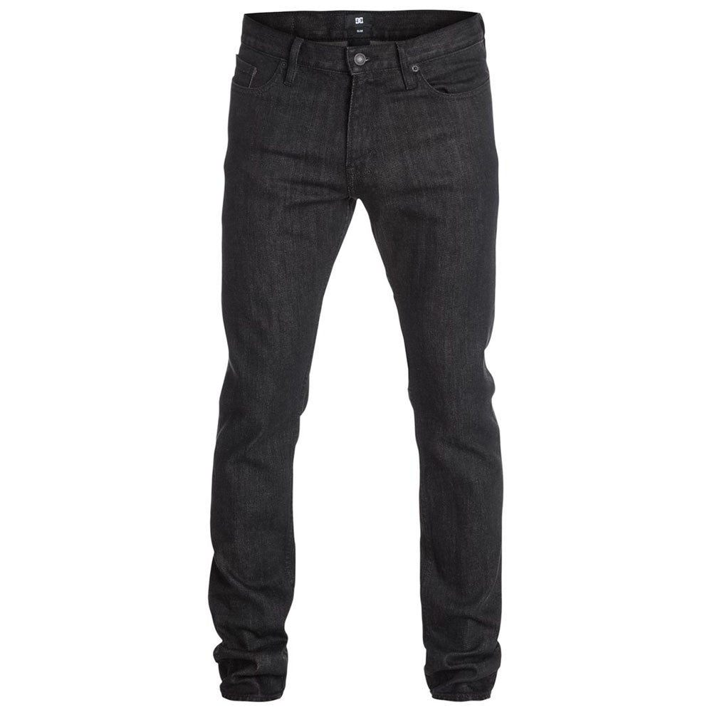 DC Worker Basic Slim Fit Men's Pants - Mood Indigo BSPW