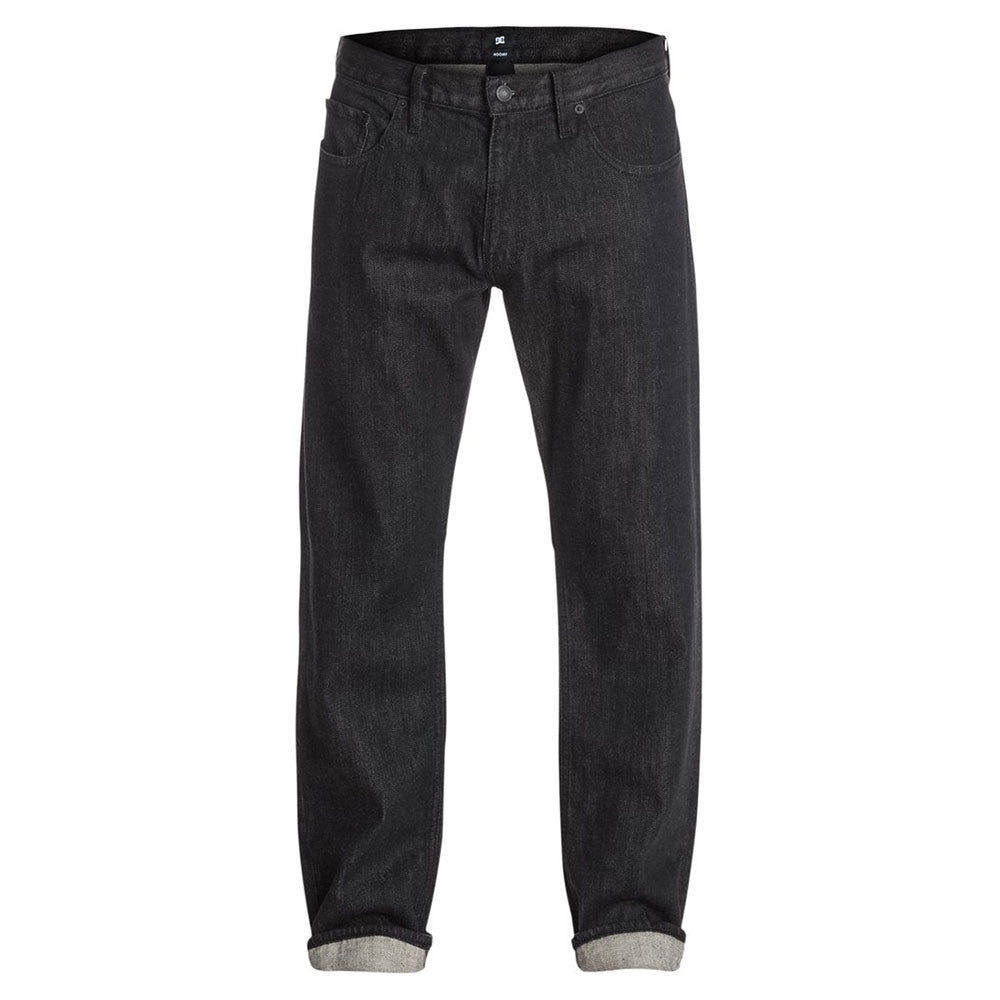 DC Worker Roomy Men's Pants - Mood Indigo BSPW