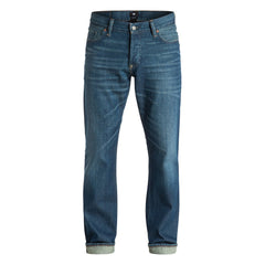 DC Broken Twill Straight Fit Men's Pants - Limoges BSBW