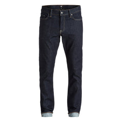 DC Worker Slim Fit Men's Pants - Dark Navy KTWW