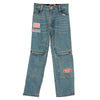 Icon Anthem Oak Street Men's Pants - Blue