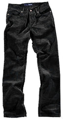 KR3W KSlim Youth Cords Pants - Black - Youth Size