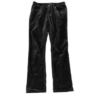 KR3W K Slims Youth Cord Pants - Black - Youth Size
