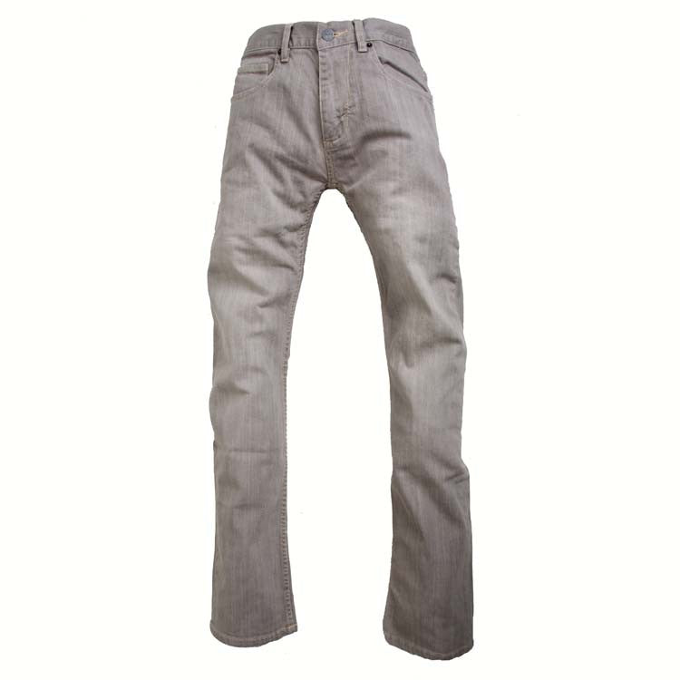 RVCA Chevy Remix Men's Pants - Light Grey - Size 28