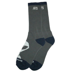 Alien Workshop Believe Men's Socks - Grey (1 Pair)
