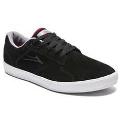 Lakai BB4 Men's Skateboard Shoes - Black Suede