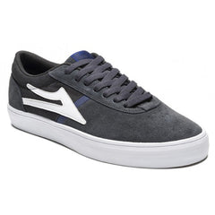 Lakai Vincent Men's Skateboard Shoes - Phantom Suede