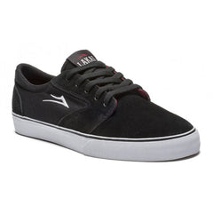 Lakai Fura Men's Skateboard Shoes - Black Suede