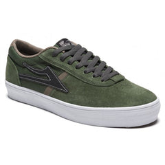 Lakai Vincent Men's Skateboard Shoes - Rifle Camo Suede