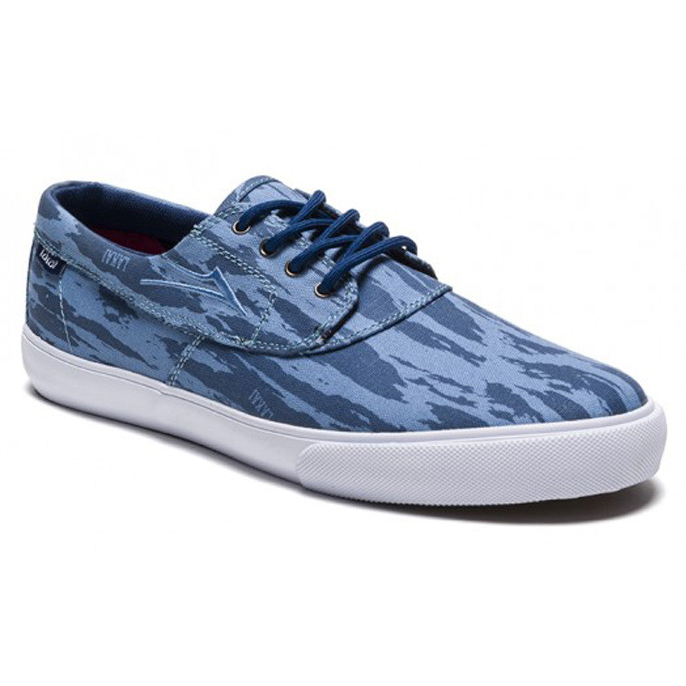 Lakai Camby Men's Skateboard Shoes - Sky Canvas