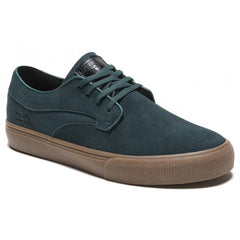 Lakai Riley Hawk Men's Skateboard Shoes - Pine Suede