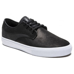 Lakai Riley Hawk Men's Skateboard Shoes - Black Oiled