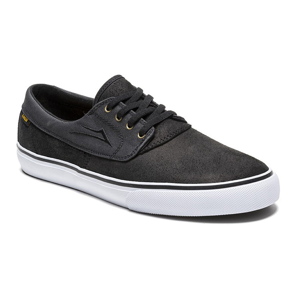 Lakai Camby Men's Skateboard Shoes - Black Oiled
