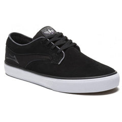 Lakai Riley Hawk Men's Skateboard Shoes - Black Suede