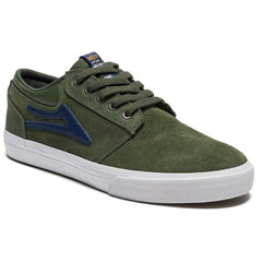 Lakai Griffin Men's Skateboard Shoes - Moss Suede