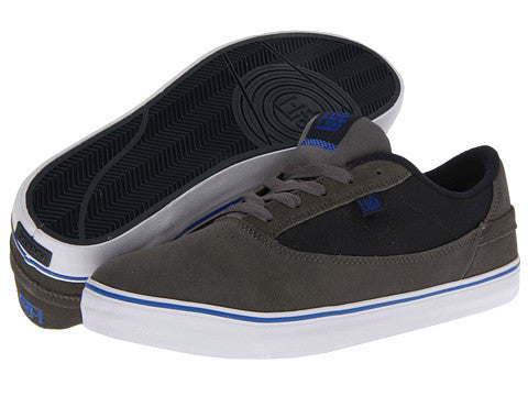 Habitat Guru 2 - Cement/Indigo - Skate Shoes