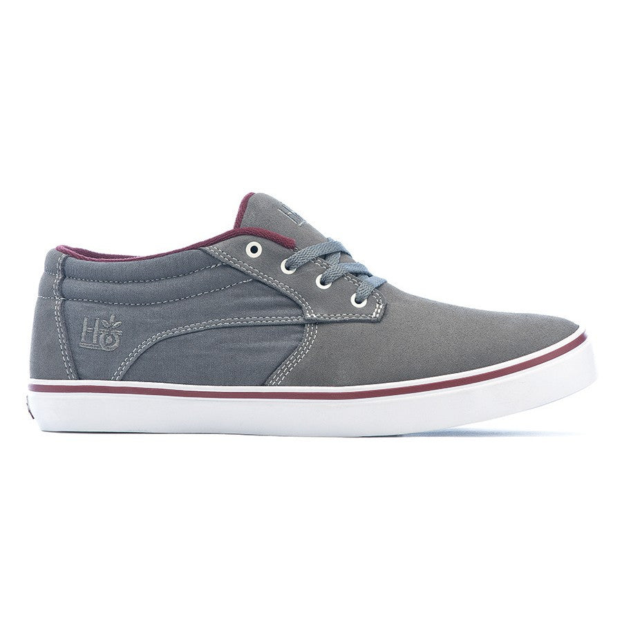 Habitat Surrey Men's Skateboard Shoes - Cement