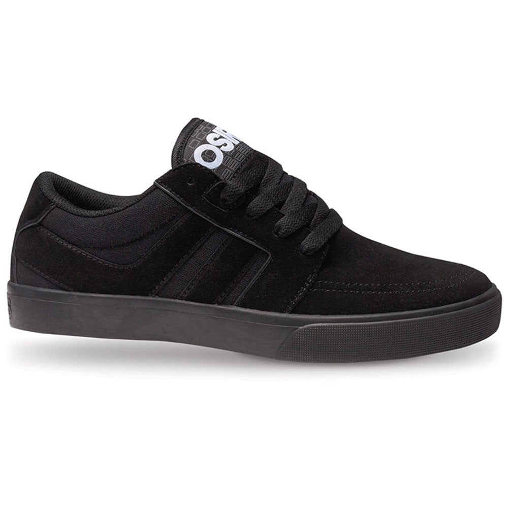 Osiris Lumin Men's Skateboard Shoes - Black/Black/Black