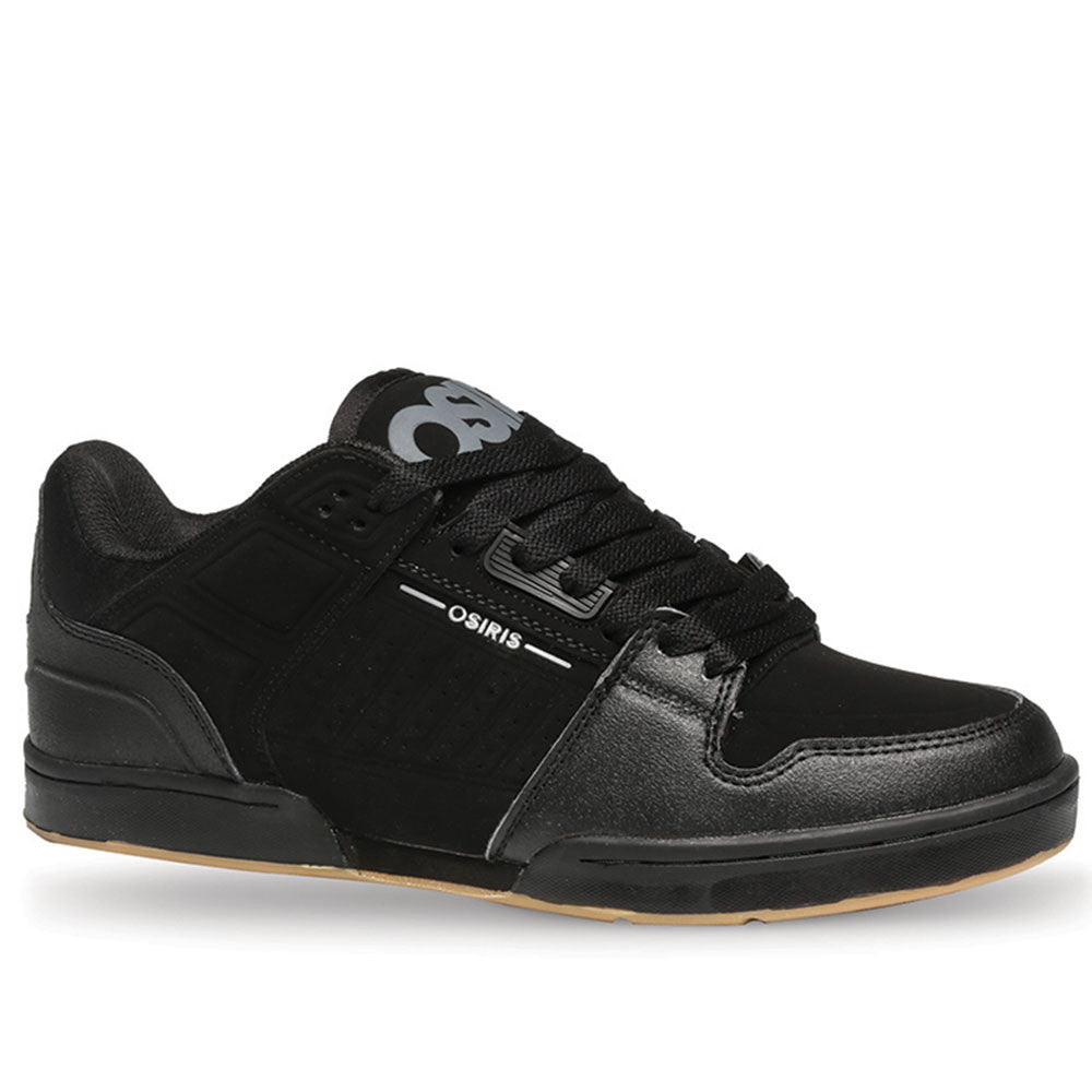 Osiris Protocol XPD Men's Skateboard Shoes - Black/Gum