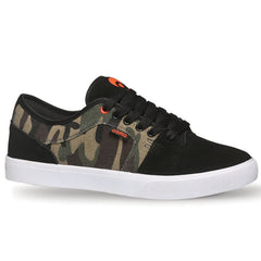 Osiris Decay Men's Skateboard Shoes - Black/Camo