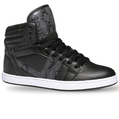 Osiris Cthi Men's Skateboard Shoes - Black/White