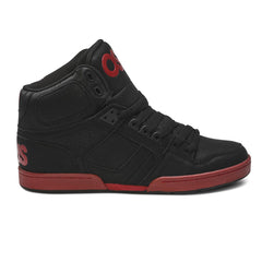 Osiris NYC 83 Men's Skateboard Shoes - Black/Red