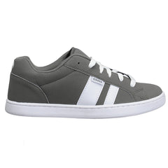 Osiris Loot Men's Skateboard Shoes - Charcoal/White
