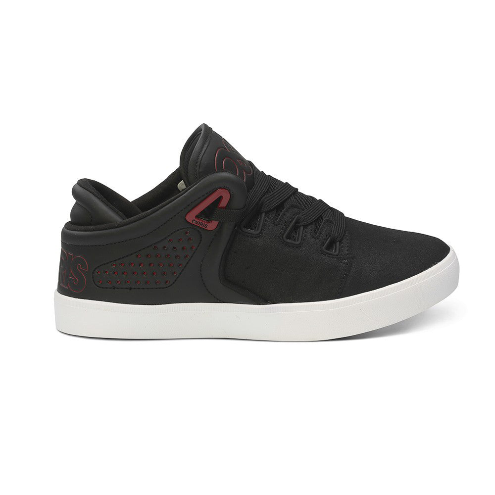 Osiris D3V Men's Skateboard Shoes - Black/Red