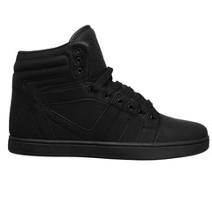 Osiris Cthi Men's Skateboard Shoes - Black/Black