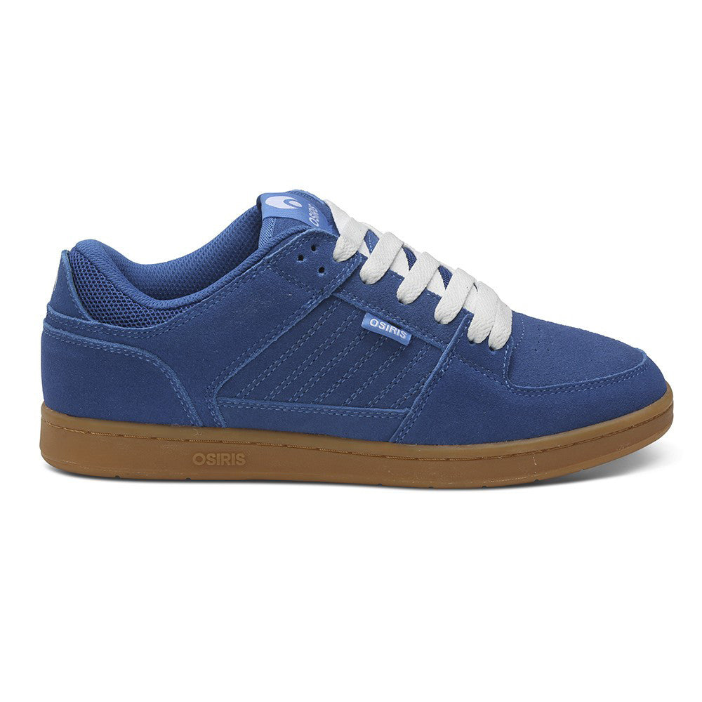Osiris Protocol SLK Men's Skateboard Shoes - Royal/Lutzka