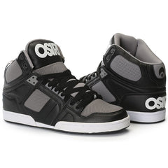 Osiris NYC 83 Men's Skateboard Shoes - Black/Grey